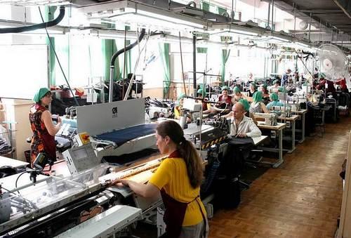 производство женского трикотажа